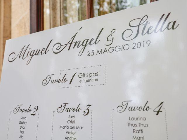 Il matrimonio di Miguel e Stella a Montecatini-Terme, Pistoia 90