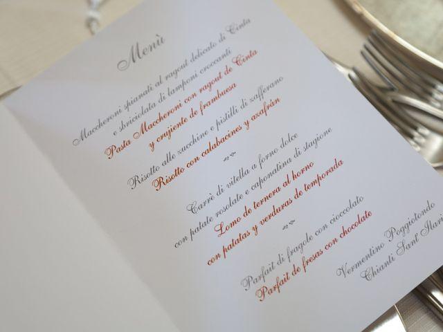 Il matrimonio di Miguel e Stella a Montecatini-Terme, Pistoia 93