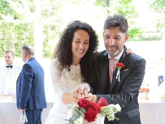 Il matrimonio di Miguel e Stella a Montecatini-Terme, Pistoia 110