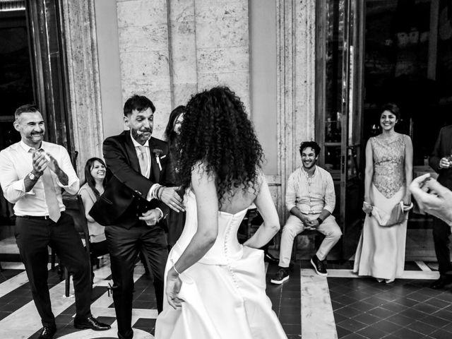 Il matrimonio di Miguel e Stella a Montecatini-Terme, Pistoia 121