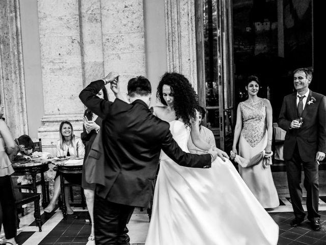 Il matrimonio di Miguel e Stella a Montecatini-Terme, Pistoia 122
