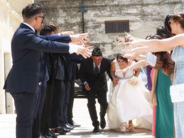 Il matrimonio di Sante e Enza a Gravina in Puglia, Bari 4