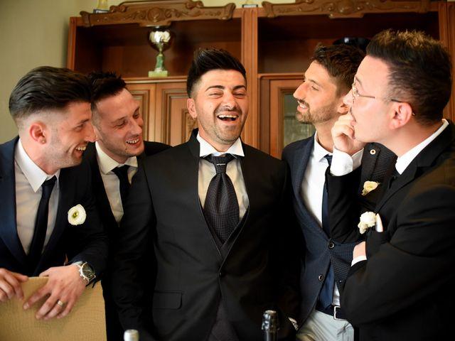 Il matrimonio di Sante e Enza a Gravina in Puglia, Bari 11