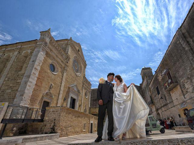 Il matrimonio di Sante e Enza a Gravina in Puglia, Bari 16