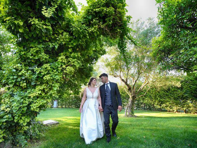 Il matrimonio di Sante e Enza a Gravina in Puglia, Bari 20