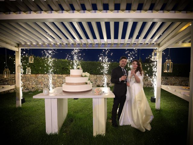 Il matrimonio di Sante e Enza a Gravina in Puglia, Bari 22