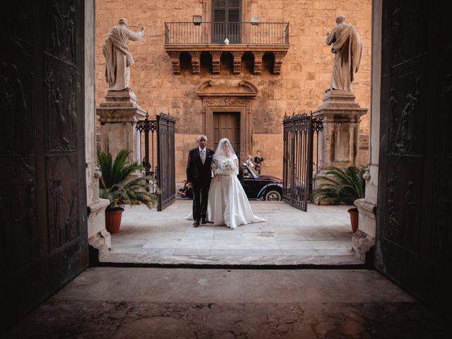 Il matrimonio di Andrea e Jlenia a Palermo, Palermo 11