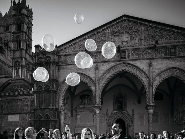Il matrimonio di Andrea e Jlenia a Palermo, Palermo 14