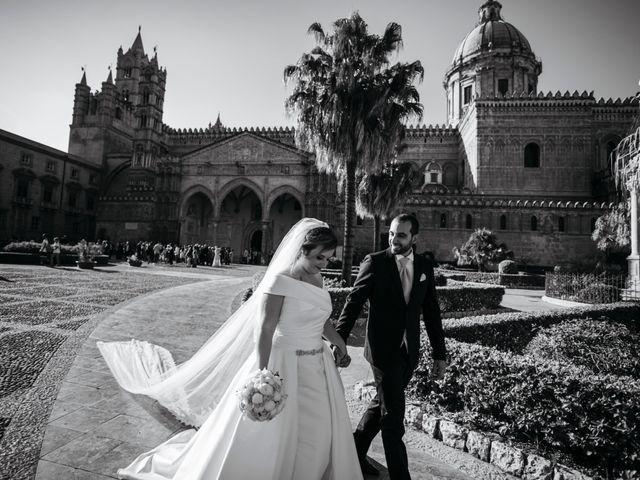 Le nozze di Jlenia e Andrea