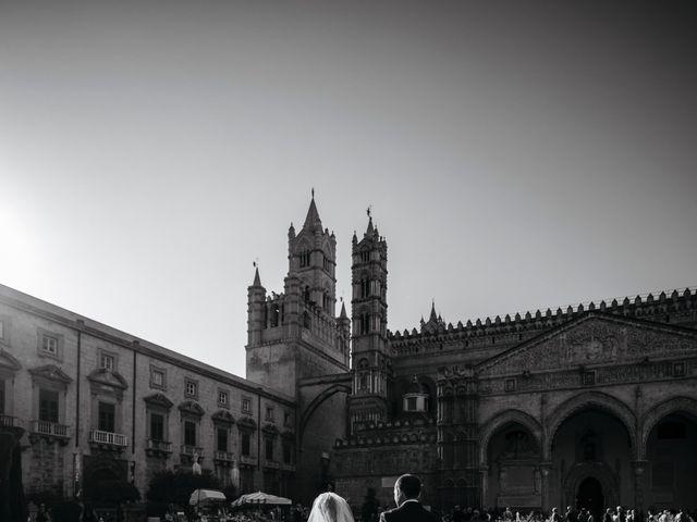 Il matrimonio di Andrea e Jlenia a Palermo, Palermo 15