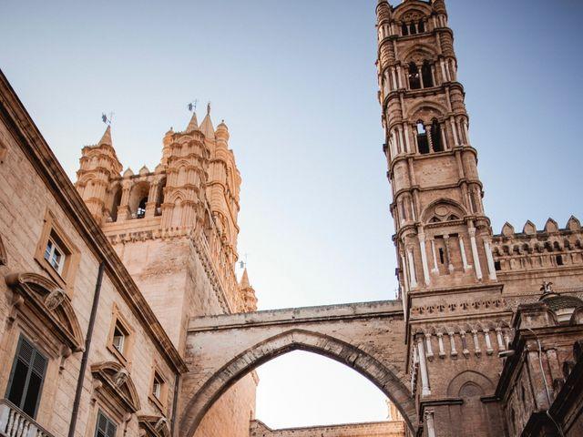 Il matrimonio di Andrea e Jlenia a Palermo, Palermo 16