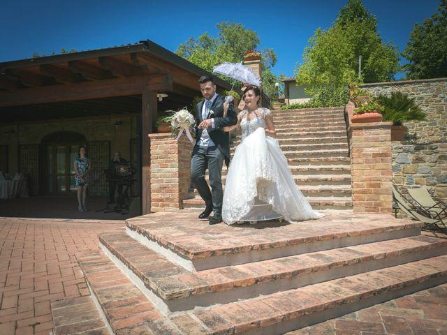 Il matrimonio di Nicolò e Laura a Perugia, Perugia 27