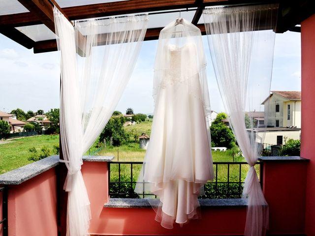 Il matrimonio di Marco e Claudia a Lungavilla, Pavia 11