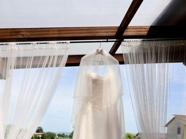 Il matrimonio di Marco e Claudia a Lungavilla, Pavia 12