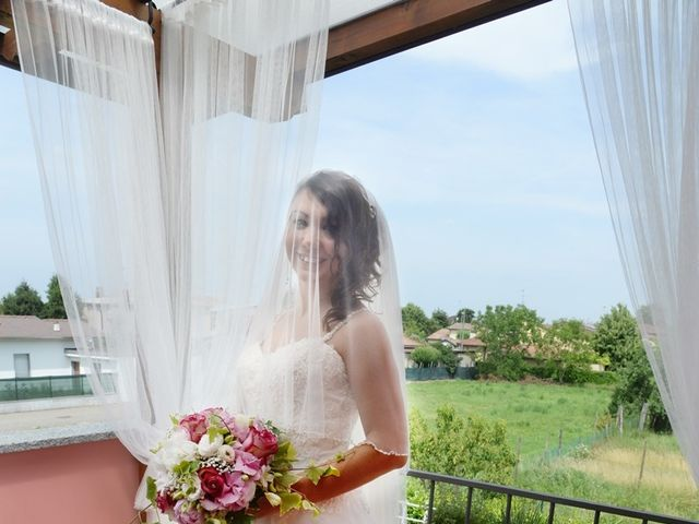 Il matrimonio di Marco e Claudia a Lungavilla, Pavia 22