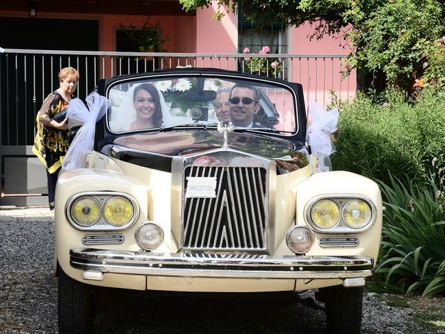 Il matrimonio di Marco e Claudia a Lungavilla, Pavia 27