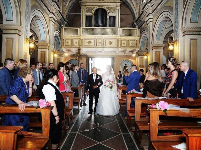 Il matrimonio di Marco e Claudia a Lungavilla, Pavia 42