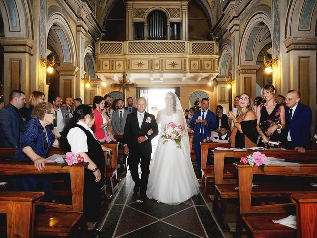 Il matrimonio di Marco e Claudia a Lungavilla, Pavia 43