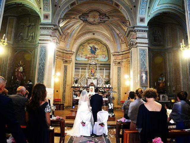 Il matrimonio di Marco e Claudia a Lungavilla, Pavia 44