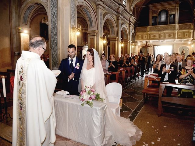 Il matrimonio di Marco e Claudia a Lungavilla, Pavia 45