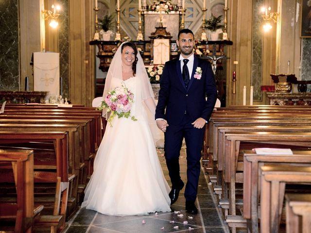 Il matrimonio di Marco e Claudia a Lungavilla, Pavia 46