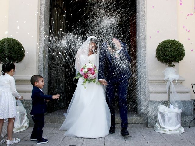 Il matrimonio di Marco e Claudia a Lungavilla, Pavia 47