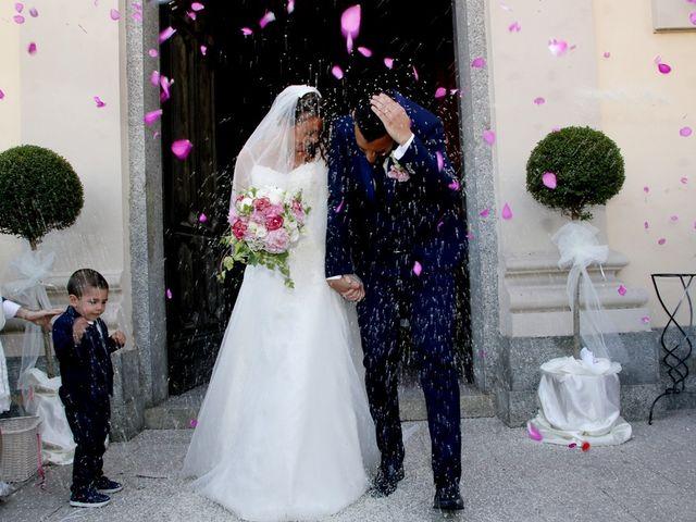 Il matrimonio di Marco e Claudia a Lungavilla, Pavia 48