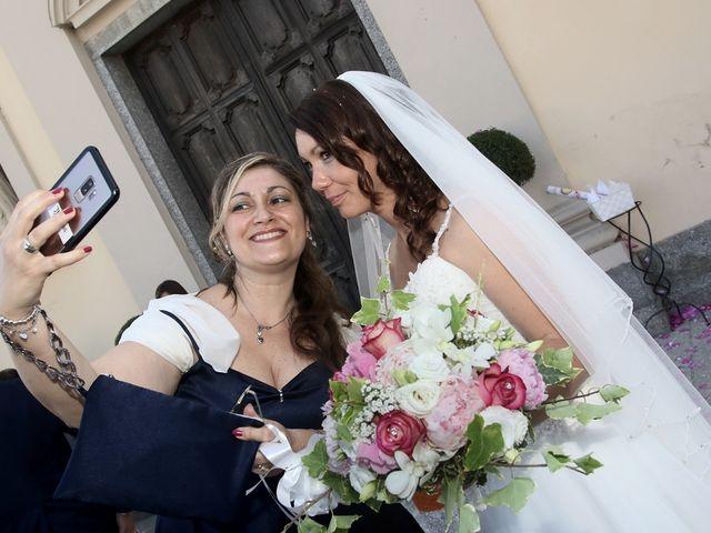 Il matrimonio di Marco e Claudia a Lungavilla, Pavia 50