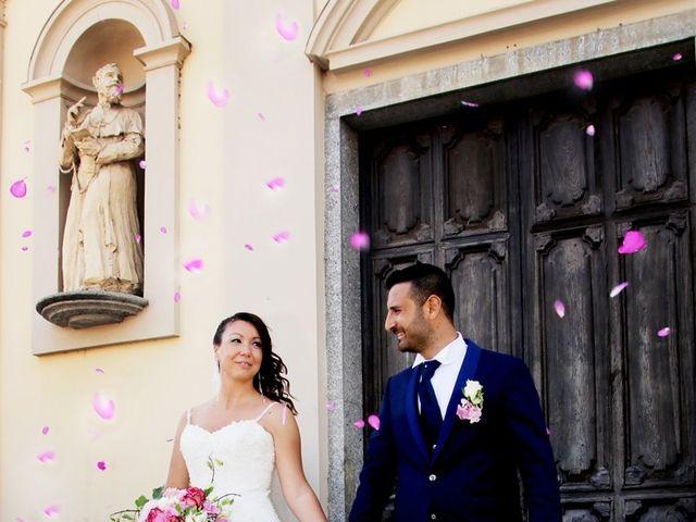 Il matrimonio di Marco e Claudia a Lungavilla, Pavia 51