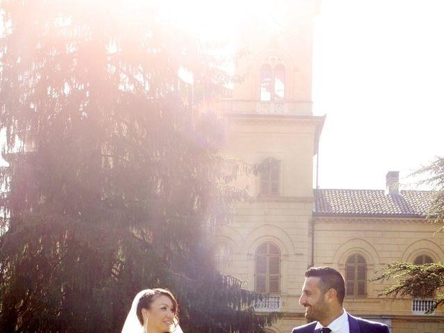 Il matrimonio di Marco e Claudia a Lungavilla, Pavia 53