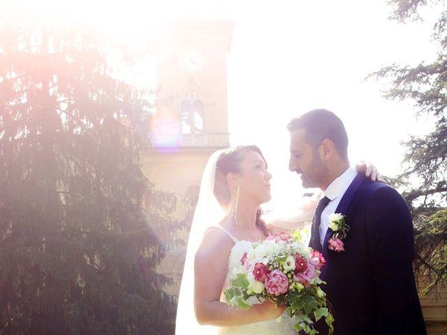 Il matrimonio di Marco e Claudia a Lungavilla, Pavia 54