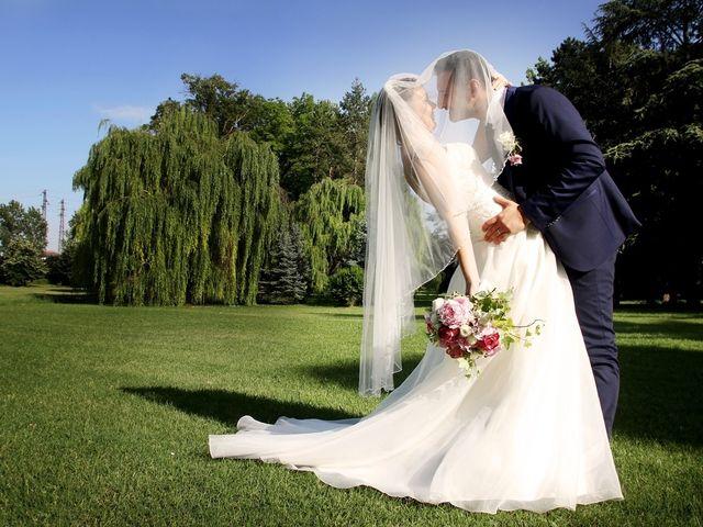 Il matrimonio di Marco e Claudia a Lungavilla, Pavia 55
