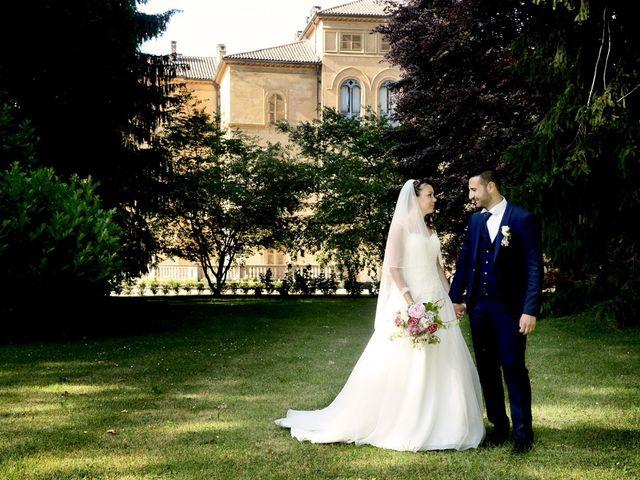 Il matrimonio di Marco e Claudia a Lungavilla, Pavia 58