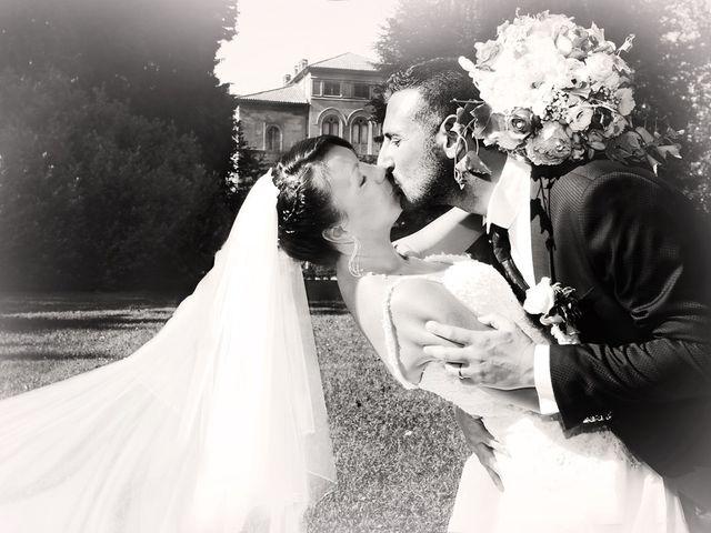 Il matrimonio di Marco e Claudia a Lungavilla, Pavia 59