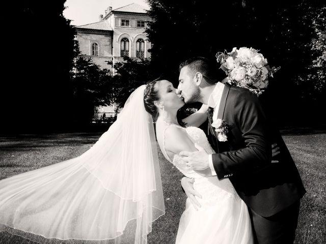 Il matrimonio di Marco e Claudia a Lungavilla, Pavia 60