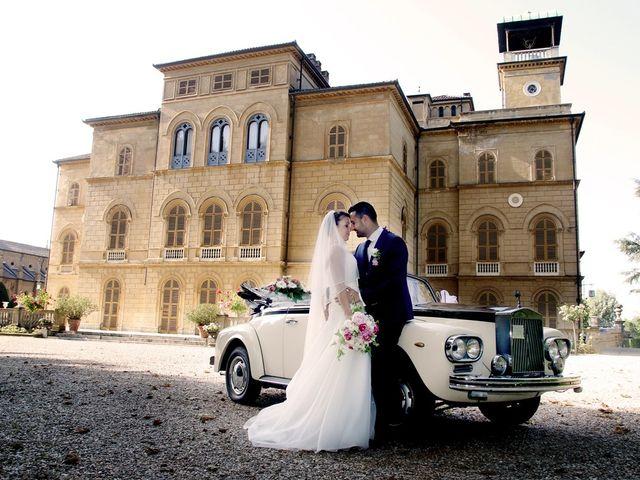 Il matrimonio di Marco e Claudia a Lungavilla, Pavia 61