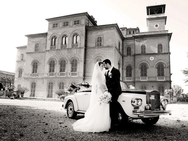 Il matrimonio di Marco e Claudia a Lungavilla, Pavia 62