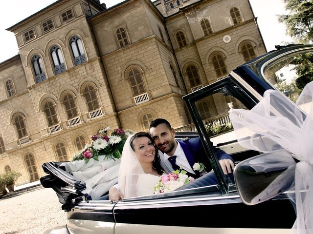 Il matrimonio di Marco e Claudia a Lungavilla, Pavia 63