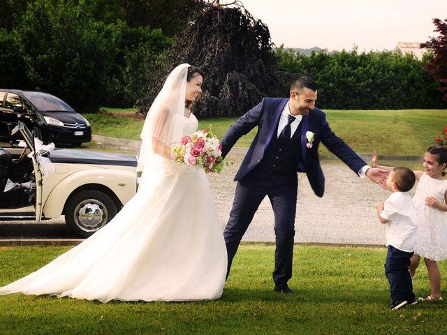 Il matrimonio di Marco e Claudia a Lungavilla, Pavia 65
