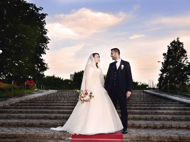 Il matrimonio di Marco e Claudia a Lungavilla, Pavia 67