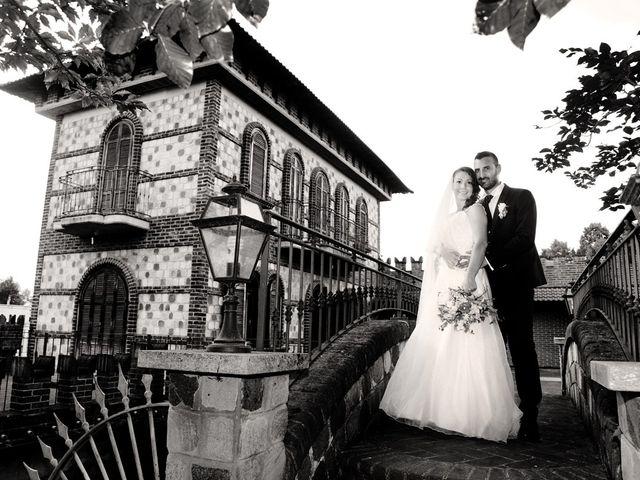 Il matrimonio di Marco e Claudia a Lungavilla, Pavia 68