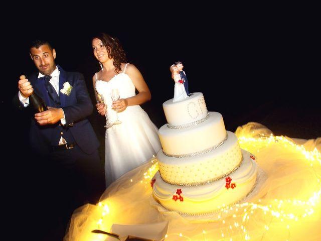 Il matrimonio di Marco e Claudia a Lungavilla, Pavia 103