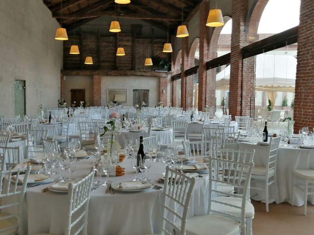 Il matrimonio di Williams  e Michela a Cherasco, Cuneo 2