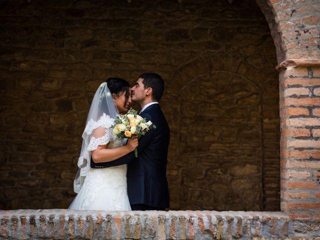 Il matrimonio di Nicola e Ilaria a Verucchio, Rimini 18