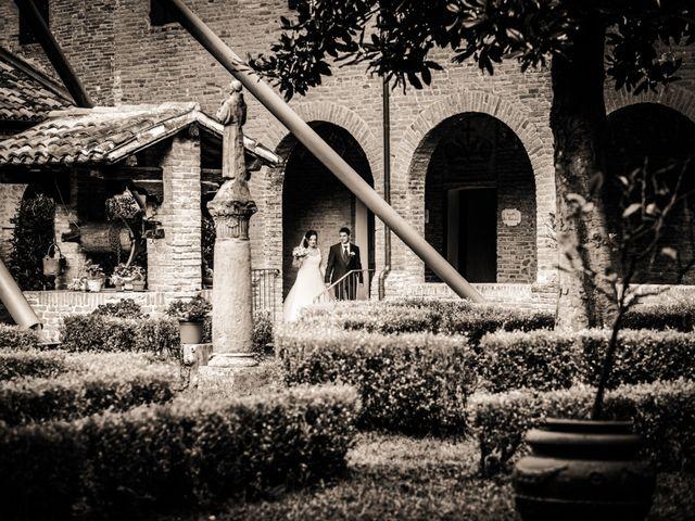 Il matrimonio di Nicola e Ilaria a Verucchio, Rimini 21