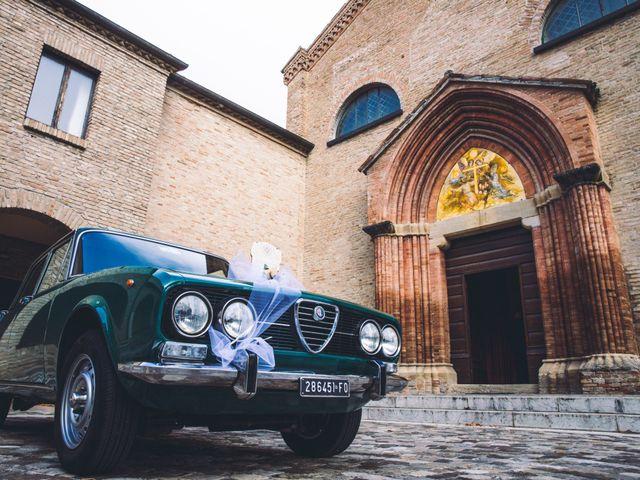 Il matrimonio di Nicola e Ilaria a Verucchio, Rimini 60
