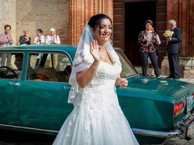 Il matrimonio di Nicola e Ilaria a Verucchio, Rimini 74
