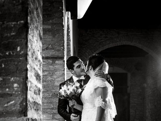 Il matrimonio di Nicola e Ilaria a Verucchio, Rimini 77