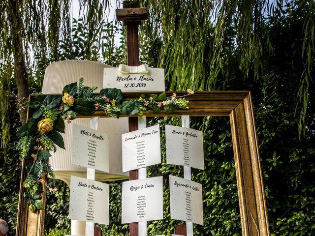 Il matrimonio di Nicola e Ilaria a Verucchio, Rimini 79