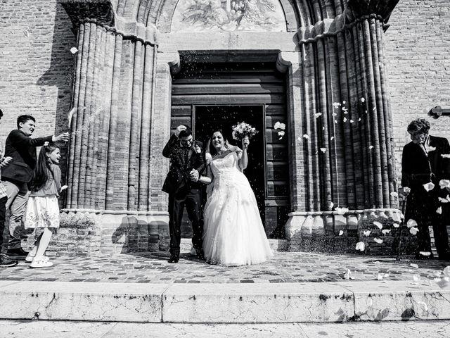 Il matrimonio di Nicola e Ilaria a Verucchio, Rimini 2